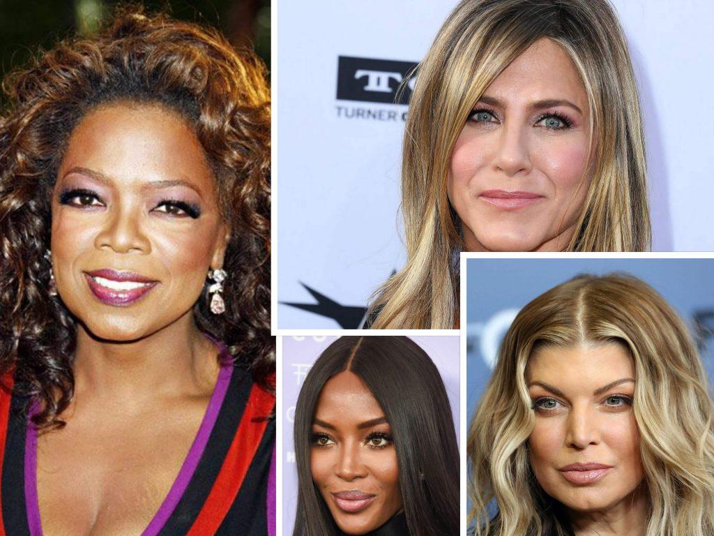 Female Celebrity Hair Transplant